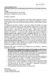 carta federacion